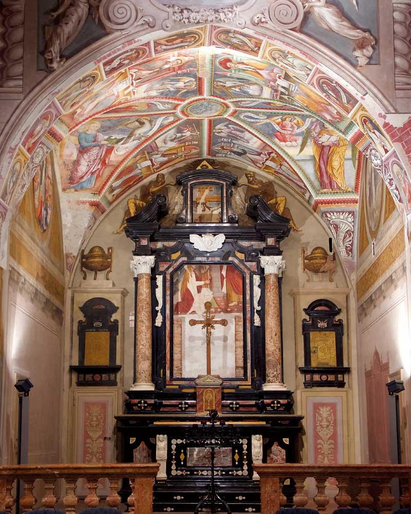 Chiesa Santa Maria Nascente Villa di Serio